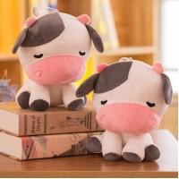 Buy cheap Cartoon plush toy cola cow animal doll cowboy doll DS-CW005 from wholesalers