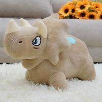 China Cartoon dinosaur plush toy dragon soft toys tricer DS-DG007 wholesale