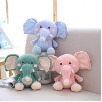 Buy cheap Pink elephant doll and soft elephant toys DS-EP006 DS-EP006 from wholesalers