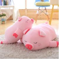 Buy cheap Sleeping pig pillow pig soft toys as girlfriend bi DS-PG004 from wholesalers