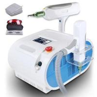 China Yag Laser Tattoo Removal Eyebrow Beauty Machine With Red Target Light on sale