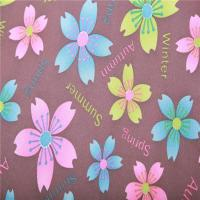 Buy cheap FLOWER PRINTING FABRIC from wholesalers