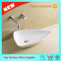 Buy cheap art counter basin Special newest arrival best price washing square lavabo art basin from wholesalers