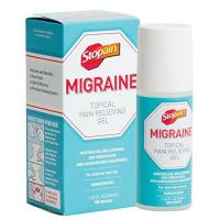 China Alternative Remedies Stopain Migraine Topical Pain Relieving Gel, 1.62 Fluid Ounce on sale