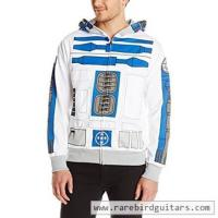 Star Wars Men's I Am R-2 Hoodie