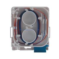 FTTH Serial Products FTTH Customer Outlet SC Duplex / LC Quad
