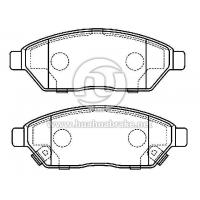 Quality Brake Pad Set for sale