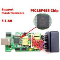 Quality OP-COM Firmware V1.59 with chips PIC18F458 Support Flash Firmware for sale