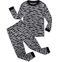 Quality Family Feeling Little Boys Pajamas Sets 100% Cotton Pjs Toddler Kids Pj for sale