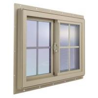 Quality Horizontal Slider Vinyl Window for sale