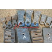 China Engineering parts Stone crushing machinery wear resistant alloy fittings wholesale