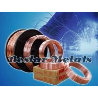 China COPPER-COATED SOLID WELDING WIRE wholesale