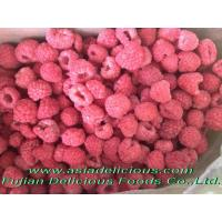Buy cheap IQF Fruits IQF Raspberry Whole from wholesalers