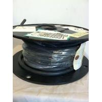 China Belden Cable Belden 33304 010 Black Silicone Rubber Lead Appliance Wire 4 AWG 150C 600V 20FT wholesale