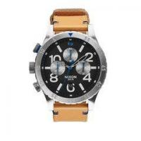 Nixon 48-20 Chrono Leather,