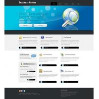 BusinessCrome - HTML Template