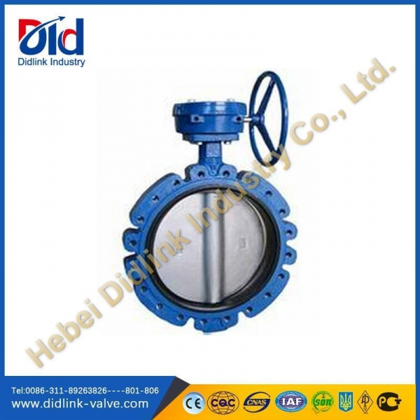 Quality Cast Iron Full Bore Butterfly Valve 10 inch, butterfly valve standard API 609 for sale