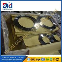 Buy cheap blank flanges, steel flanges suppliers, galvanized pipe flanges from wholesalers