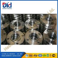 Buy cheap ANSI B16.5 slip on welding steel pipe flanges, exhaust flanges for sale from wholesalers