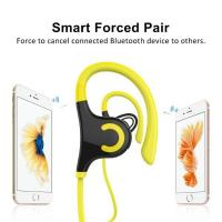 Bluetooth Headphones V4.1 Wireless Sport Headphones Sweatproof Running Workout Headset