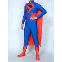 Lycra Spendex Zentai Superhero Costume SUPERKING C130