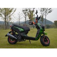 China Single Muffler Air Cooled 175CC / 150CC Scooter With Tubeless Tire wholesale