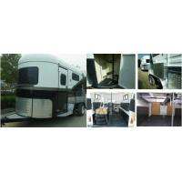 2-horse trailer angle load deluxe