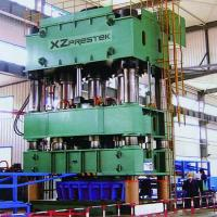 China Y28 Series Four-column Double-action Hydraulic Press 100/150ton~800/1300ton wholesale