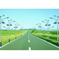 Wind-solar complementary streetlight