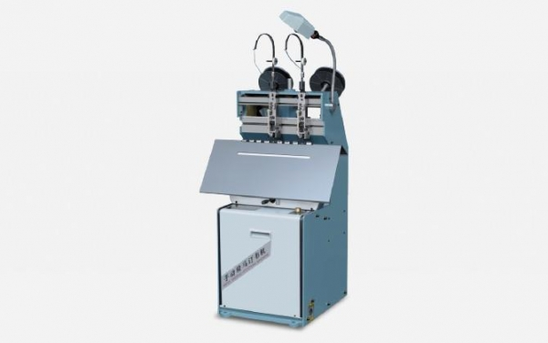 Quality DQ404C-02MODEL MANUAL SADDLE STITCHING BINDING MACHINE for sale