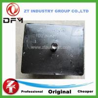 China Dongfeng parts rear overhang rubber pad 10Z24-01030 wholesale