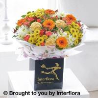 Buy cheap Autumn Celebration Hand tied with 125g Maison Fougere Chocolates from wholesalers