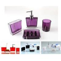 Buy cheap HY-HF SI Xiang Jia bright luxury bathroom suite from wholesalers