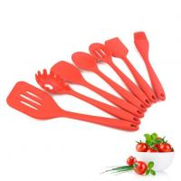 Buy cheap Custom Kitchenware Silicone SS Utensils Set from wholesalers