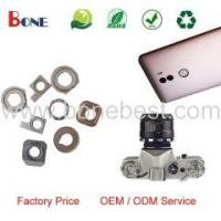 Buy cheap Metal Camera Home Button Ring Phone Aluminium Home Button Key Ring OE / ODM from wholesalers