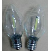 Buy cheap C7 LED filament lamp from wholesalers