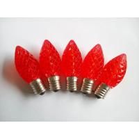 Buy cheap C7 LED lamp-red from wholesalers
