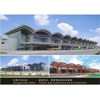 Buy cheap Building Steel Structure Terminal Bus Station of Dongguan City from wholesalers