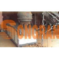 Buy cheap Biomass combustion Biomass pellet burner from wholesalers