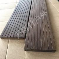 Buy cheap Light Carbonized Bamboo Decking L1 from wholesalers