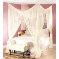 China Dreamma 4 Poster Bed Canopy Mosquito Net Queen King Size-Posters & Prints on sale