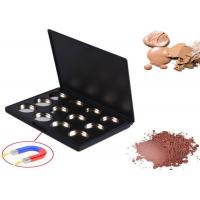 China Plastic Empty Eyeshadow Palette Case , Recyclable Empty Cosmetic Palettes wholesale