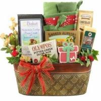 China Pizza Pals Dog and Owner Gift Holiday Basket wholesale