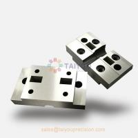 Buy cheap Die Blocks Fabricated by Wire EDM Manufacturing Die Blocks Fabricated by Wire EDM Manufacturing from wholesalers