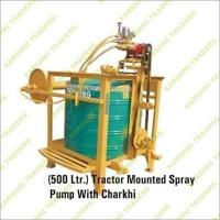 Tractor Mounted Sprayer 500