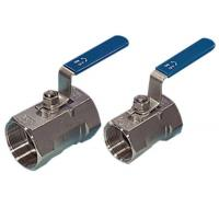 Buy cheap Ball Valves Airline Stainless Steel One Way House BSP Thread from wholesalers