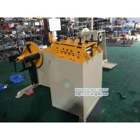 China Combined Decoiler and Straightener Machine on sale