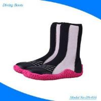 China Adult's Super Comfortable Soft Diving Boots for Amazon Hot Selling wholesale