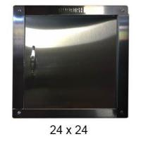 "China 24"" x 24""(inch) Right Hand - Side Hinged (SH) Chute Intake Door wholesale"