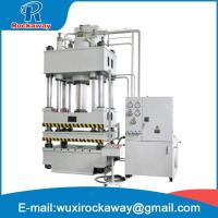 China deep drawing double action hydraulic press wholesale